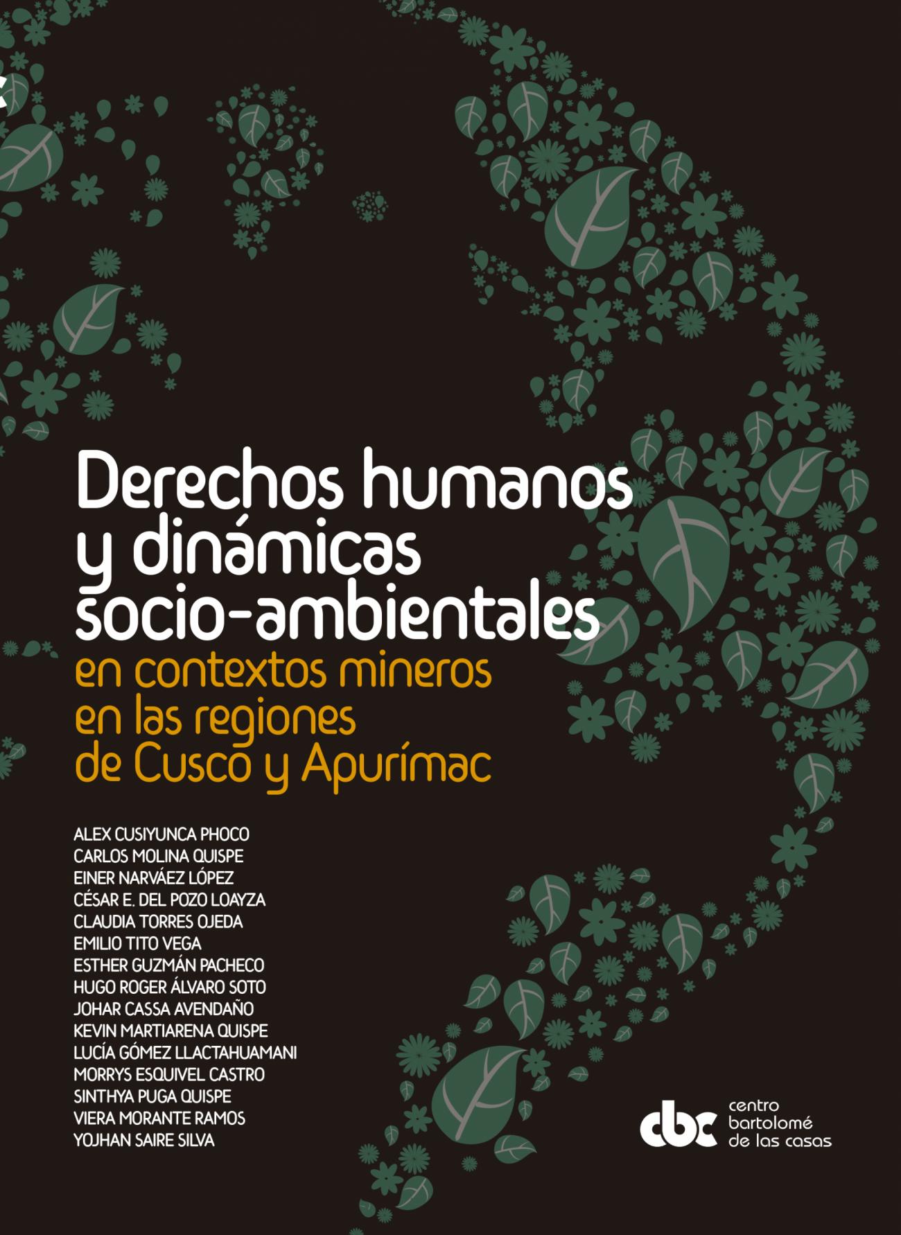 Derechos humanos y dinámicas socio ambientales